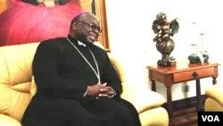 Dom António Francisco Jaka, bispo de Benguela