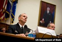 美国海军作战部长格林纳特称网络能力至关重要 (美国国防部照片)