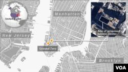 Le nouveau centre islamique prévu à New York