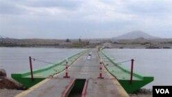 Semelka Border Crossing