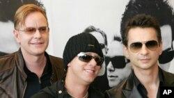 گروه بریتانیایی دپش مود Depeche Mode