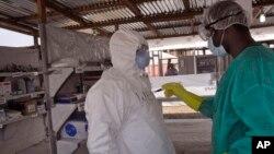 Liberia dio de alta a su último paciente confirmado de ébola.