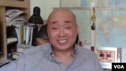 北京民主人士、资深评论员查建国(参与网图片)