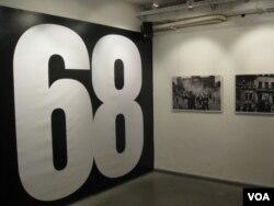 2011年在莫斯科曾举办苏联1968年入侵捷克斯洛伐克展览,展出了当时布拉格街头现场图片(美国之音白桦)