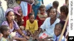 Des réfugiés mauritaniens (Archives)