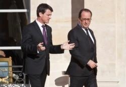 Visite de Manuel Valls au Mali