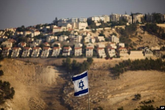 Kudüs yakınındaki Maale Adumim yerleşimi