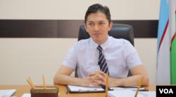 Atabek Nazirov, Deputy Minister of Public Education, Uzbekistan