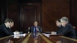 مدودف: قیام کشورهای عربی هرگز در روسیه اتفاق نخواهد افتاد