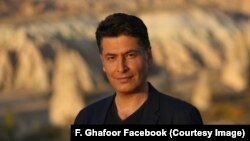 فرهاد غفور، هنرمند و رئیس شرکت رنا تکنالوژی
