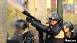 La fuerza armada ha sido acusada de violar derechos humanos de los manifestantes durante protestas de 2014.