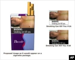 FDA公布的征集公众意见的待选警示图片