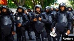 Serangkaian penembakan gelap terhadap anggota polisi telah terjadi dan diduga dilakukan oleh kelompok teroris. (Foto: Dok)
