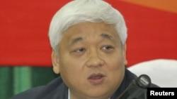 Ông Nguyễn Đức Kiên, còn được gọi là 'bầu Kiên', một trong những người giàu nhất Việt Nam