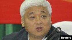 Phó chủ tịch Hội đồng quản trị Ngân hàng ACB Nguyễn Đức Kiên.