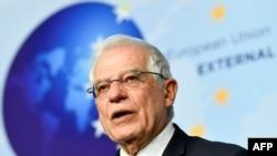 호세프 보렐 EU 외교안보 고위대표.