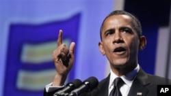 奧巴馬:同性戀權益仍有改善空間。