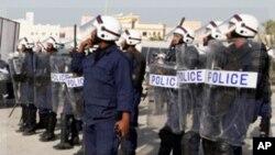 بحرین: مظاہرین اور پولیس کے درمیان جھڑپیں