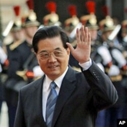 Chinese President Hu Jintao, Nov. 2010.