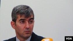 Korrupsiyaya qarşı Mübarizə üzrə Komissiyanın katibi Vüsal Hüseynov