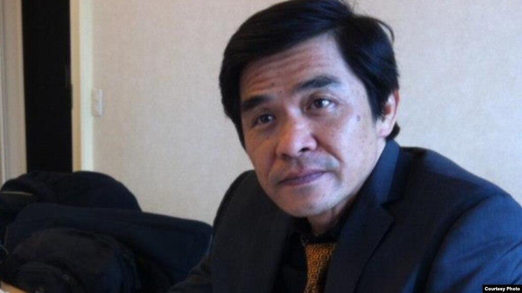 Nhạc sĩ Trúc Hồ.