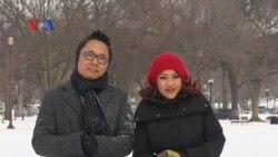 Banjir Salju di Amerika Serikat