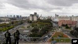 Más de 1500 líderes empresarios extranjeros y locales participaron en un foro de tres días en Buenos Aires organizado por el gobierno para atraer inversiones.