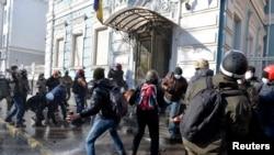 烏克蘭反政府示威仍在持續