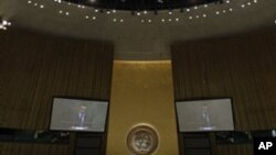 유엔 북한인권결의안 , 북에 인권 탄압 중단 촉구