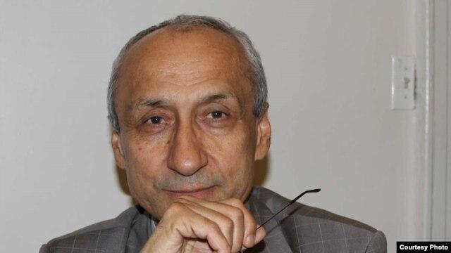 Jurnalist Toshpo'lat Rahmatullayev