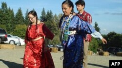 The Colville tribe in Washington State is considering a plan to ease tribal membership requirements