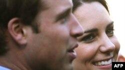 Hoàng tử Anh William và cô Kate Middleton cảm kích trước những lời chúc phúc từ công chúng cho hôn lễ diễn ra vào ngày mai