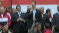 Башар Асад грозит заговорщикам расправой