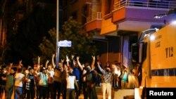 Turski nacionalisti protestuju zbog prijema izbeglica u Ankari 11. avgusta 2021.