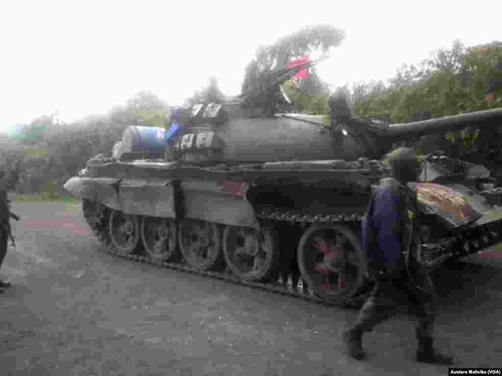 DR Congo FADRC taker