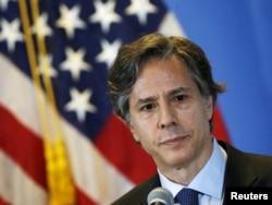 Biden Sebut Nama-Nama dalam Tim Keamanan Nasional dan Diplomatik