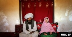 Afghanistan Child Marriage