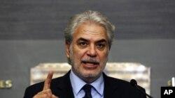 Christos Stylianides, commissaire pour l'Aide humanitaire et la Gestion de crise à l'Union européenne, 2 novembre 2015.