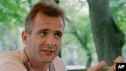 Ông Georgy Gongadze, nhà báo Ukraina bị sát hại