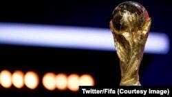 Cúp vô địch World Cup.