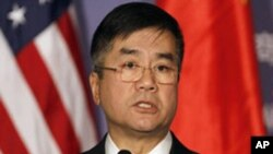 최초의 중국계 주중 미국 대사가 된 게리 록 (자료사진)