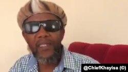 Induna yeNtabazinduna uMnu Felix Nhlanhlayamangwe Ndiweni