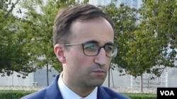 ՀՀ առողջապահության նախարար Արսեն Թորոսյան