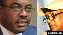 PM Hailemariam Desalegn and Dr Dagnachew Assefa
