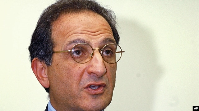 Arab American Institute President Jim Zogby (file photo)