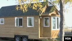 I kuća sa 16 kvadratnih metara unutarnjeg prostora može imati sve potrebno za stanovanje