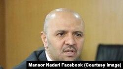 وزیر شهرسازی و مسکن افغانستان با چهار معین خود از کار کنار رفتند