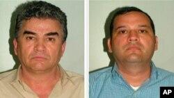 """El primo del """"Chapo"""" Guzman, Jesús Guiérrez Guzman y Samuel Zazueta, son dos de los miembros del cartel de Sinaloa detenidos en España."""