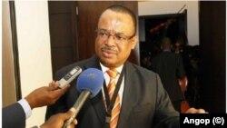 Mota Liz, vice-procurador Geral da República de Angola