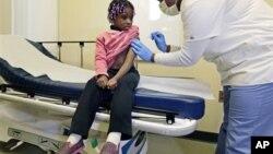 Vakcinisanje protiv gripa u Bostonu